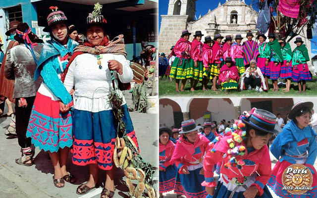 danza de ayacucho carnaval de paccha