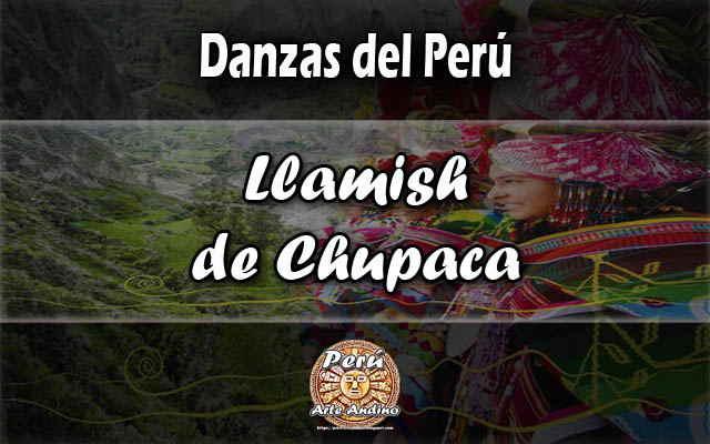 danza de junin llamish de chupaca