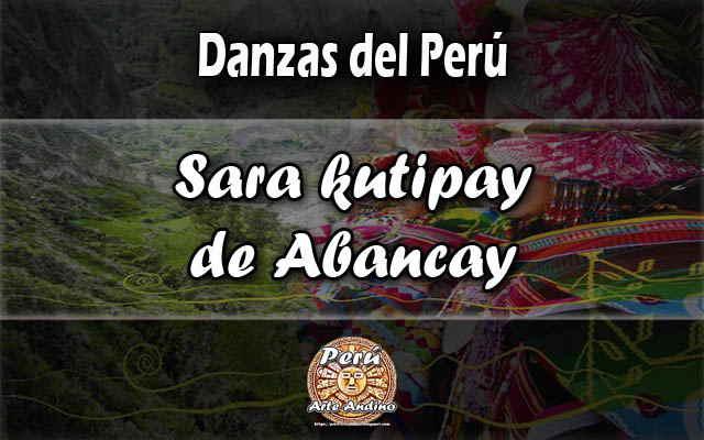 danza sara kutipay abancay