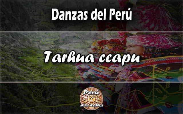 danza de moquegua - tarhua ccapu