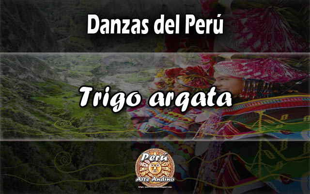 danza trigo arqata reseña historica