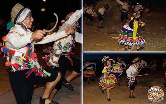 danzas agricolas culluchaca