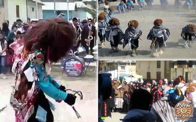 historia del auquish danza de junin