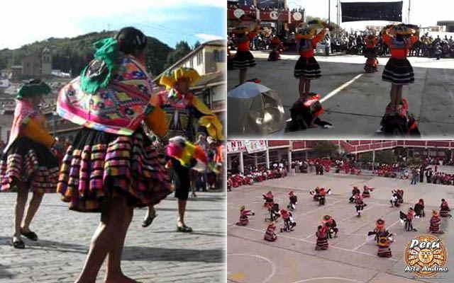 danza alcamari cusco