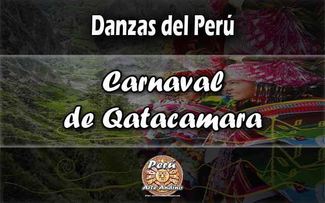 danza carnaval de qatacamara