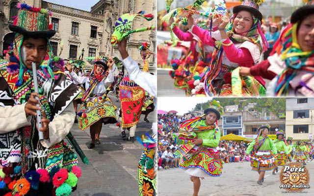 danzas comunidad de chaca