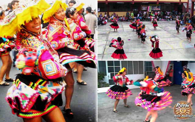 danzas cusco quispicanchis