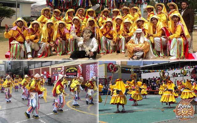 danza navidad de pantaq