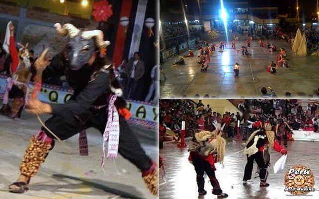 danza del chivo de bambamarca