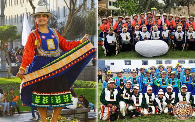 danza condor tusuy reseña historica