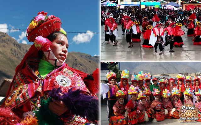 danzas de ollantaytambo