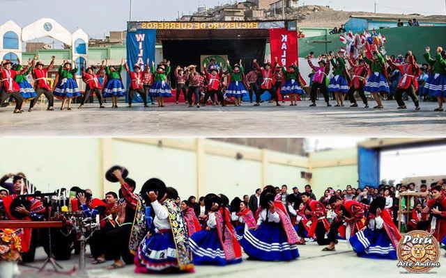 danzas religiosas de colcabamba