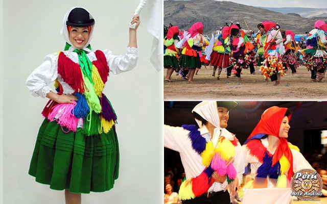 que es la danza carnaval de arapa