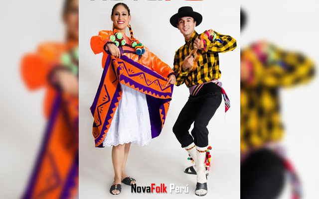 carnaval de huancapi - danza avisadores