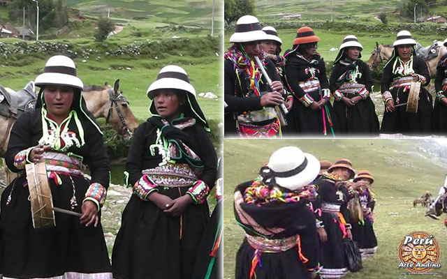 danzas apurimeñas - curpahuasi