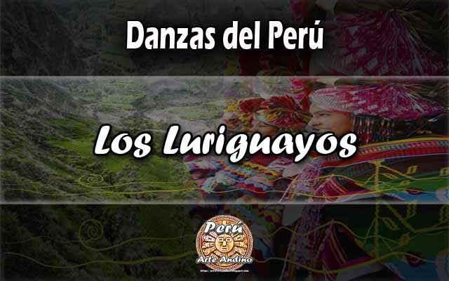 danza luriguayos de tacna