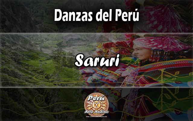 reseña historica de la danza saruri