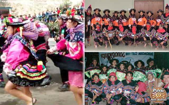 danzas agricolas huancavelica