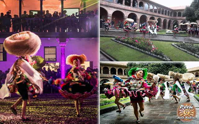 danza carnaval qatqa del departamento del cusco