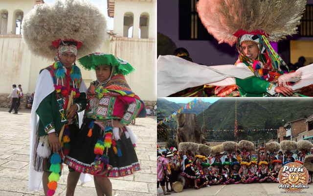 danza puqllay qatqa de cuzco