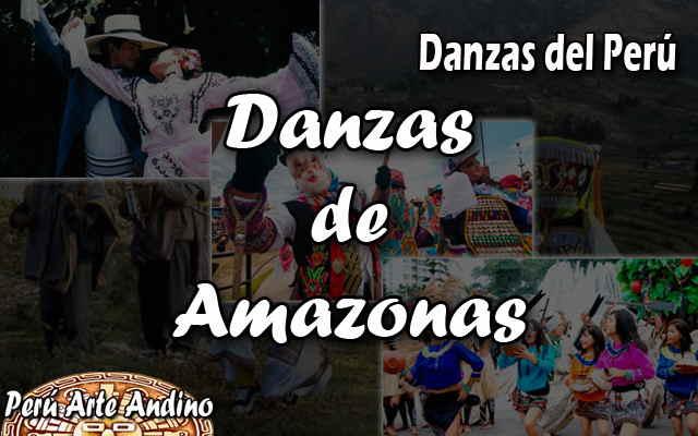 danzas de amazonas