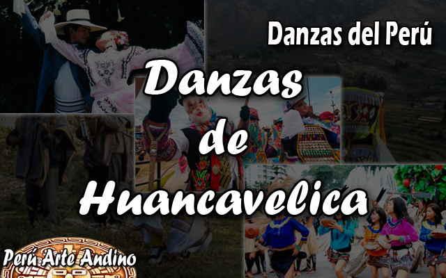 danzas de huancavelica