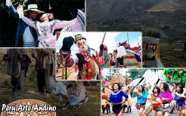 danzas peru 3 regiones peru
