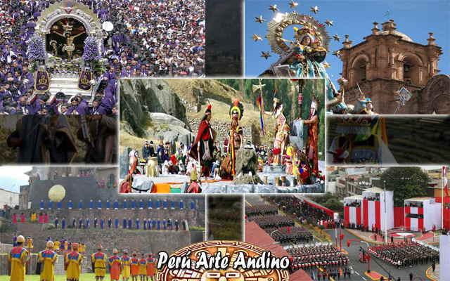 principales fiestas peruanas