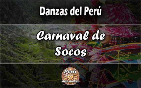 danza carnaval de socos ayacucho