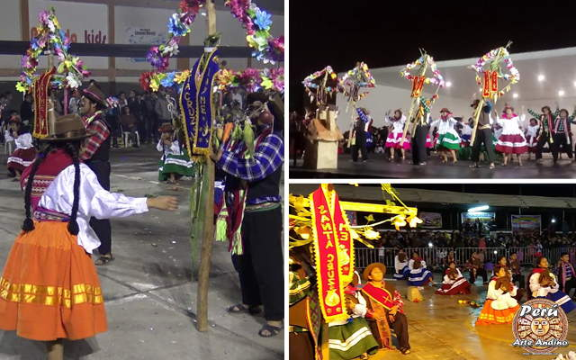 danza santa cruz layme tapayrihua